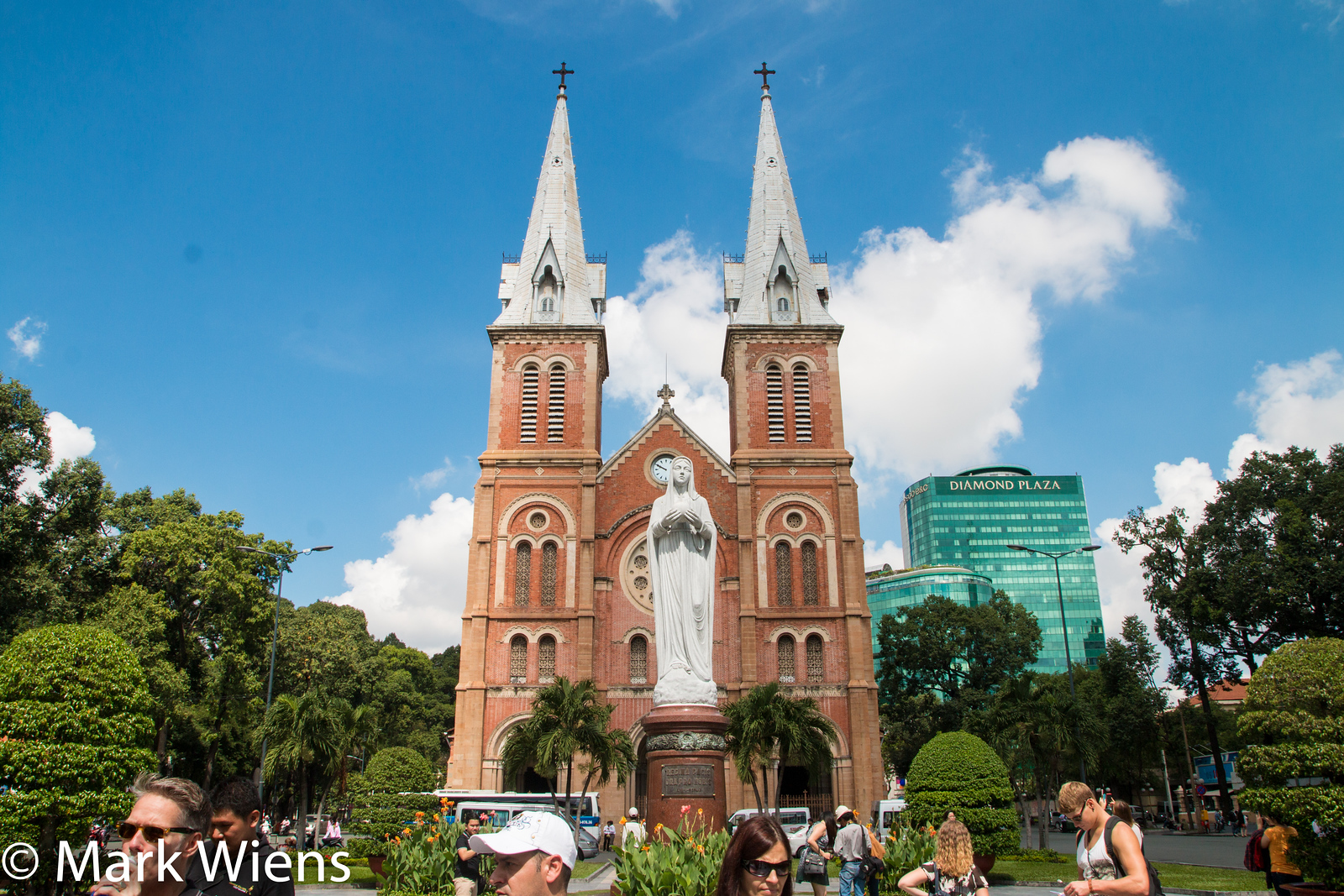 places to see in Saigon