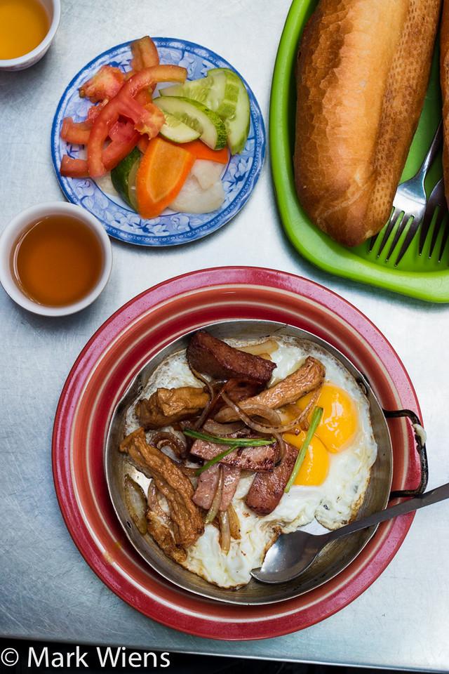 Vietnamese eggs