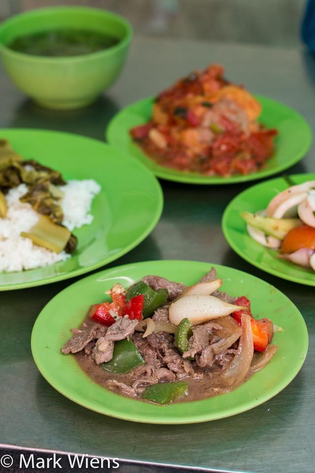 Ho Chi Minh City food