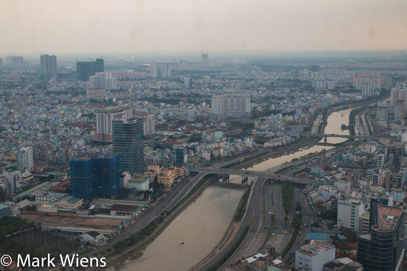 best observation point of Saigon