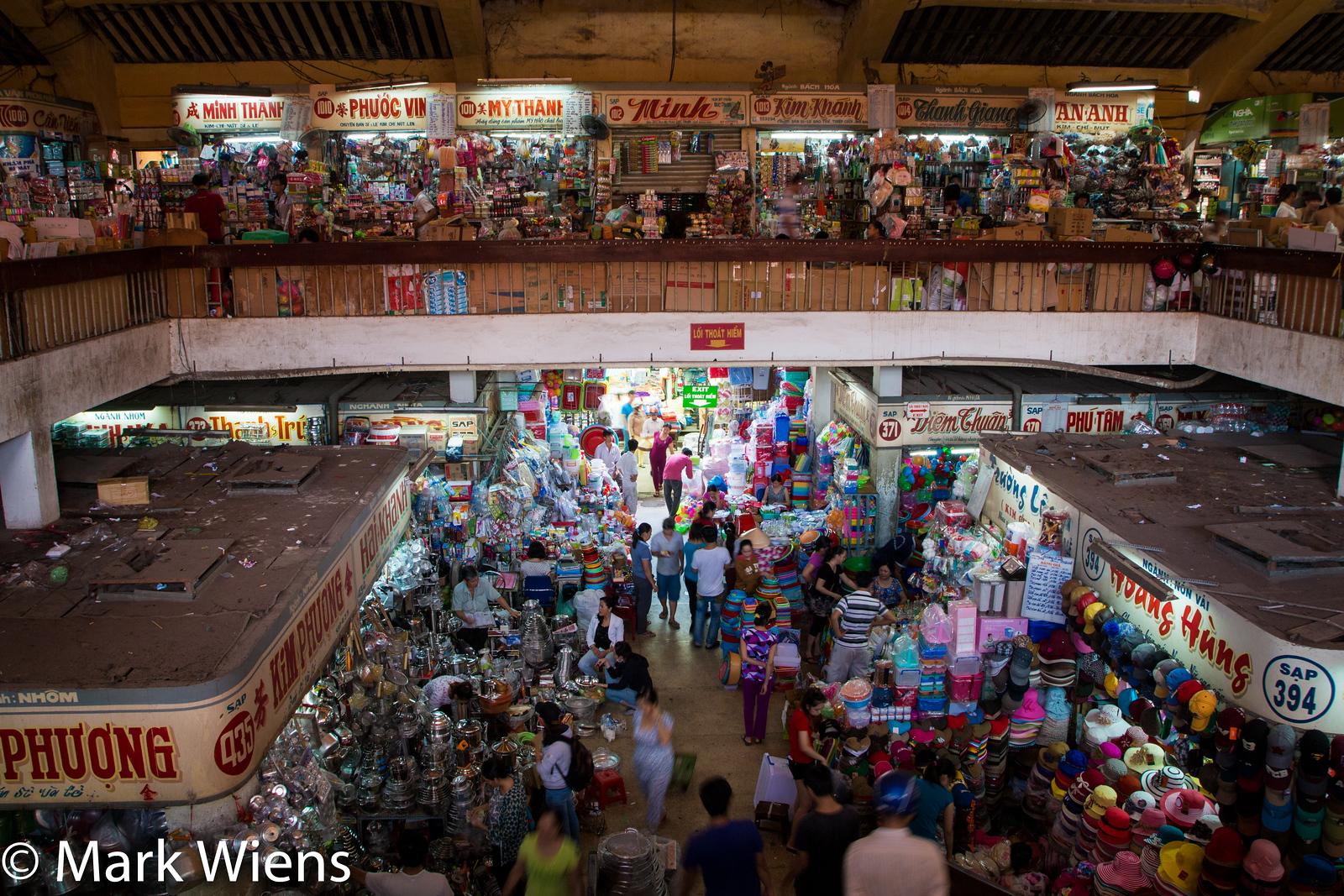 Binh Tay Market in Ho Chi Minh City